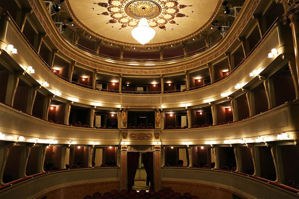 91ff6a2ba42b Headquarter – Theatre of Stradella – Accademia del Ridotto